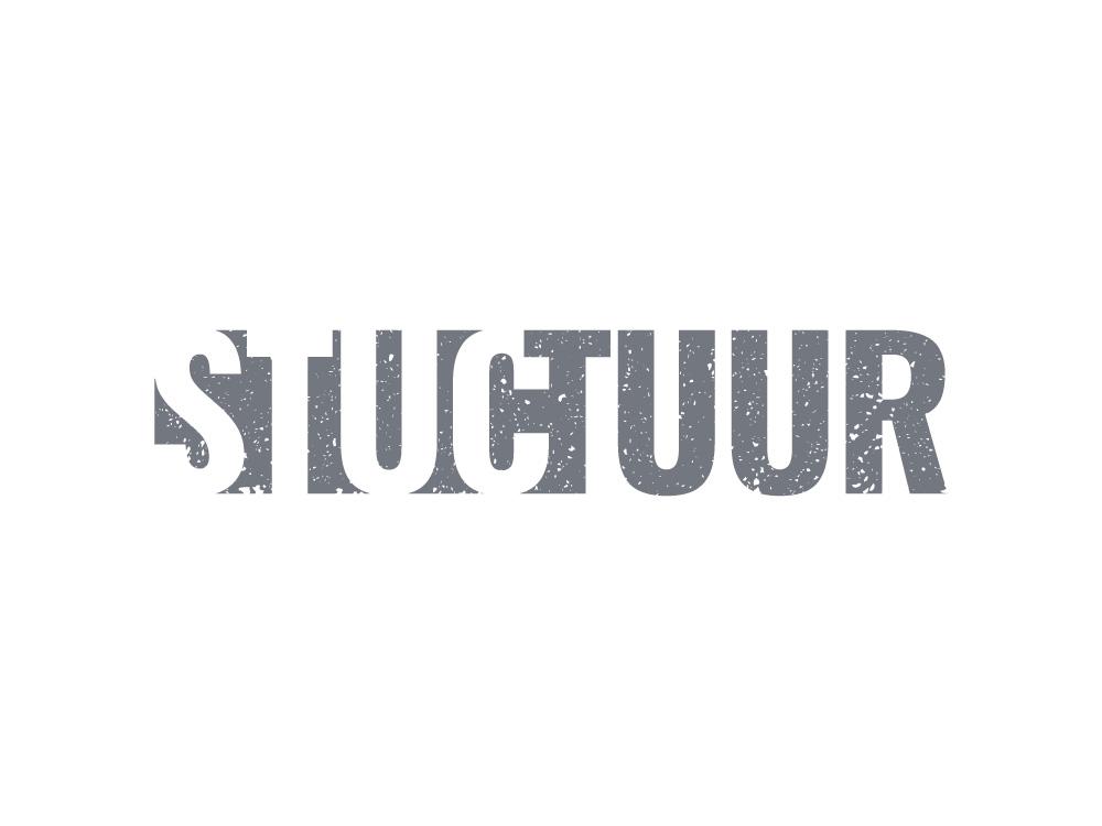 Logo ontwerp Stuctuur