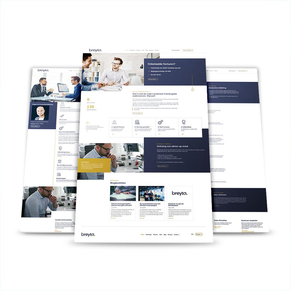 Webdesign Breyta